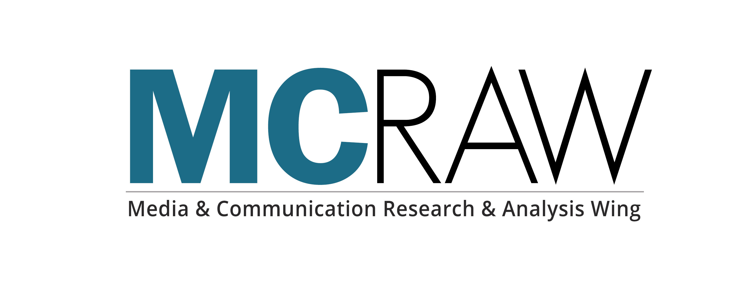 about mcraw media communication research and analysis wing mcraw logo