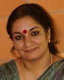 Meena T Pillai - Passport photo