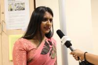 Ms. Manju Ramanan, Group Editor of Filmfare Middle East, Femina Middle East and Salt n Peppa speaks to Manipal Dubai TV.